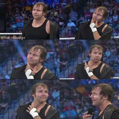 My babe on Smackdown<3<3<3
