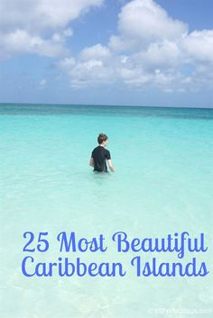 25 Best Beaches and destinations in the Caribbean Islands. Find the Best Islands in the Caribbean for your next vacation. via 27 Best Beaches and destinations in the Caribbean Islands. Find the Best Islands in the Caribbean for your next vacation. Beach Vacation Tips, Beach Honeymoon Destinations, Best Island Vacation, Caribbean Vacations, Caribbean Cruise, Best Vacations, Beach Trip, Vacation Ideas, Romantic Vacations