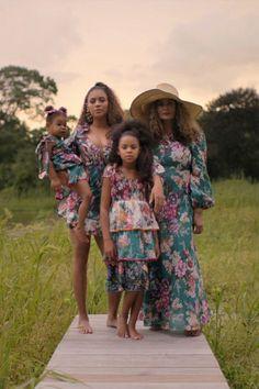 Blue Ivy Carter, Tina Knowles, Beyonce Knowles Carter, Beyonce And Jay Z, Beyonce Album, Solange Knowles, Estilo Beyonce, Beyonce Style, Black Girl Magic