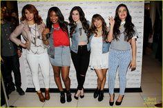 Fifth Harmony: TopShop Meet & Greet in NYC | fifth harmony top shop meet greet nyc 03 - Photo