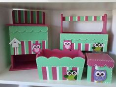 Decoupage, Baby Birth, Wood Boxes, Diy Storage, Little Babies, Gift Bags, Toy Chest, Recycling, Scrapbooking
