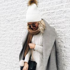 Perfect Pairings: Boots and Beanies