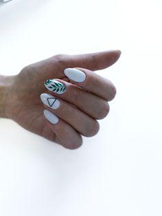 #геометрия #лето #nails