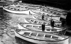 Titanic's Lifeboats In New York