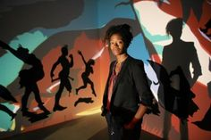 Kara Walker, painter (1969 - )