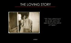 A interracial marriage in Virginia 1963 is declared unlawful and this movie tells the story simply and with incredible footage. True pioneers who believed in their love and their civil rights!!! A must see!!