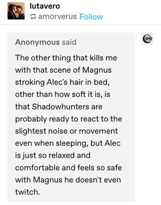 Magnus And Alec, Shadowhunters Tv Show, Malec, Tv Shows, Sayings, My Love, Shadowhunters Tv Series, Lyrics, Quotations