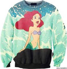 I want this sweater more than life. Just saying!