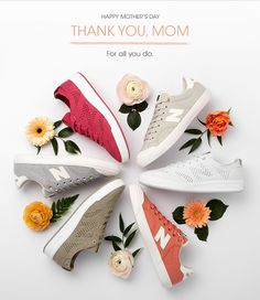 New Balance - Happy Mother's Day