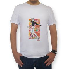 camiseta 'Lost Girl' \ @analulouise na loja @colab55 \ https://www.colab55.com/@analulouise