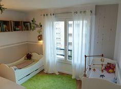 Petits espaces une chambre pour deux enfants inspiration bureaux et photos - Chambre enfant junior ...
