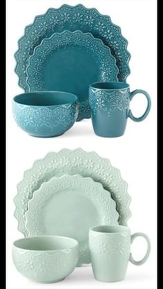 Spring into the new season with this lovely, vintage-inspiredChantilly Lace Dinnerware Set featuring intricately patterned accents. Features durable stoneware construction, glazed finish a… Dinnerware Sets, China Dinnerware, Vase Deco, Pioneer Woman Kitchen, Dinner Sets, Dinner Ware, Dish Sets, Chantilly Lace, China Patterns