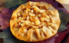 Fresh Pear Crostata Recipe