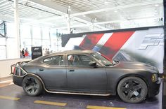 Dodge Charger Hero Car From Fast ands Furious by Justin Behrends, via Flickr