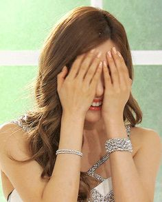 Tiffany Hwang of Girls' Generation.