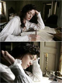 Anne Hathaway, Jane Austen - Becoming Jane directed by Julian Jarrold (2007) #janeausten #fanart