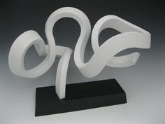 Wood sculpture modern abstract sculpture abstract by SteveFrank71 J'aime beaucoup! I love it!
