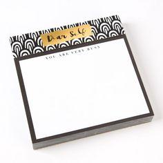 Dear Self Desk Notepad - Gifts