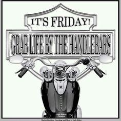 Harley Davidson friday