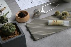 Tandscape , design by Yulin Chen #Tandscape #shiangdesign #stationary #white #concrete #grey #handmade #stylish #design #decoration #ceramics #mountain #stand #design #modern