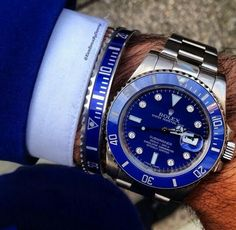 Rolex watch ~ Instagram