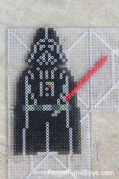 Star Wars Perler Beads Patterns