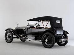 1912 Rolls-Royce Silver Ghost Drop Head Coupé