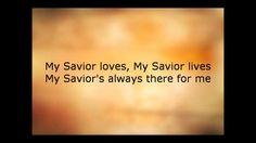 My Savior My God - Aaron Shust (Music Video with Lyrics) - Music Videos