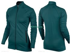 WOMEN'S SMALL NIKE LUXE RUNNING JACKET TOP QUALITY $175 NIGHT FACTOR 583139 304 #Nike #CoatsJackets Nike Tennis, Running Jacket, Running Women, Nike Jacket, Cool Things To Buy, The North Face, Zip, Sweaters, Jackets