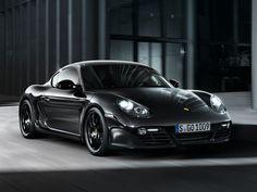 The Black Panther :: Cayman S Black Edition :: Porsche. Like a dark mysterious feline comes the 330-horsepower Cayman S Black Edition, limited to 500 units worldwide. More info here: http://www.iintrepidinc.com/iiintrepid/2011/5/24/the-black-panther-cayman-s-black-edition-porsche.html