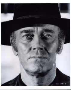 Once Upon a Time in the West. Henry Fonda
