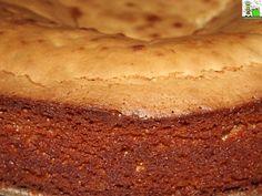 RECETAS DEL SUR: Bizcocho de chocolate blanco con nueces