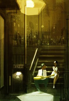 Break time.#pascalcampion #JazzIt's funny how sometimes, just  five minutes can change your whole life.