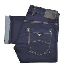 J08 Regular Slim Fit Jean in Indigo   EQVVS
