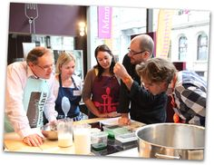 [Mmmmh!] Je cuisine, tu cuisines, ils cuisinent...Chaussée de Charleroi 92, 1060 Bruxelles. www.mmmmh.be