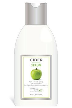 TrueCider AntiAging Serum for Face and Body made with Organic Apple Cider Vinegar ** Want additional info? Click on the image. Organic Apple Cider Vinegar, Anti Aging Serum, Face Serum, Face And Body, Image
