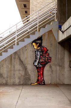 Denver, CO. Find maps of great street art on Citymaps.com
