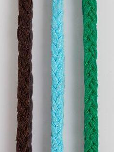 Stretch Braided Headband (3-Pack)