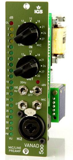 IGS Audio Vanad