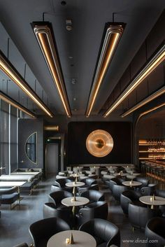 10 Idees De Cafes Et Restaurants Decor Design De Boite De Nuit Design De Restaurant Cafe Exterieur