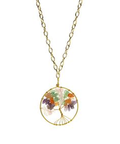Love this Agate & Amethyst Gaya Pendant Necklace by Kwanli on #zulily! #zulilyfinds