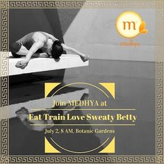 Join Eat Train Love and Medhya for a rejuvenating experience with a fitness session and taste of Ayurveda! An hour long HIIT (High Intensity Interval Training) will be followed by a treat of Medhya bites Energizer Total Cleanse Revitalize and Build Cognition. http://www.medhyaherbals.com/medhya-joins-eat-train-love-sweaty-betty-events/ . . . #Medhya #medhyaherbals #events #fitnessfirst #workout #ayurveda #medhyabites #taste #savour #rejuvenate #join #happening #buildcognition #Energizer…