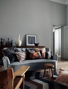 TDC: Beautiful Interior Inspiration from Linum   Photography by Jonas Ingerstedt