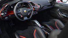 Ferrari J50 Based On 488 Spider Revealed