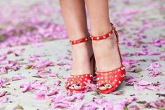 Late Afternoon - Valentino Pumps