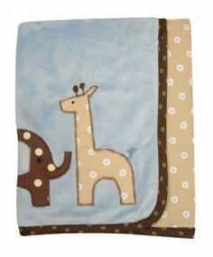 Lambs & Ivy Decorative Blankets Jake