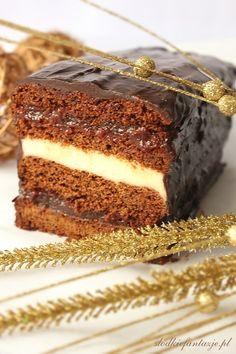 Polish Recipes, Tiramisu, Food And Drink, Sweets, Baking, Ethnic Recipes, Christmas Recipes, Yum Yum, Cakes