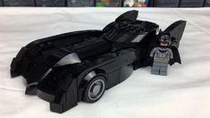 Lego Batmobile, Lego Car, Lego Iron Man, The New Batman, Lego Vehicles, Batman Wallpaper, Zz Top, Batcave, Lego Stuff