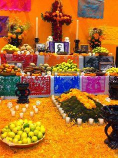 Tipos de altares de muertos | Los mejores altares del Día de Muertos en México
