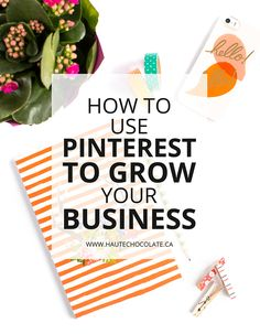 If you're not using Pinterest for your business yet, why not? Are you  thinking, ah, not another social media platform? Or that you don't sell  products or create recipes so it's not relevant for your business?   Here's the deal - more people use Pinterest than both Instagram and  Twitter* and Pinterest has steadily become the largest source of referrals  for many bloggers, online shops and solopreneurs.  If you're not sure how to use Pinterest for your business, keep reading, by  the end of…